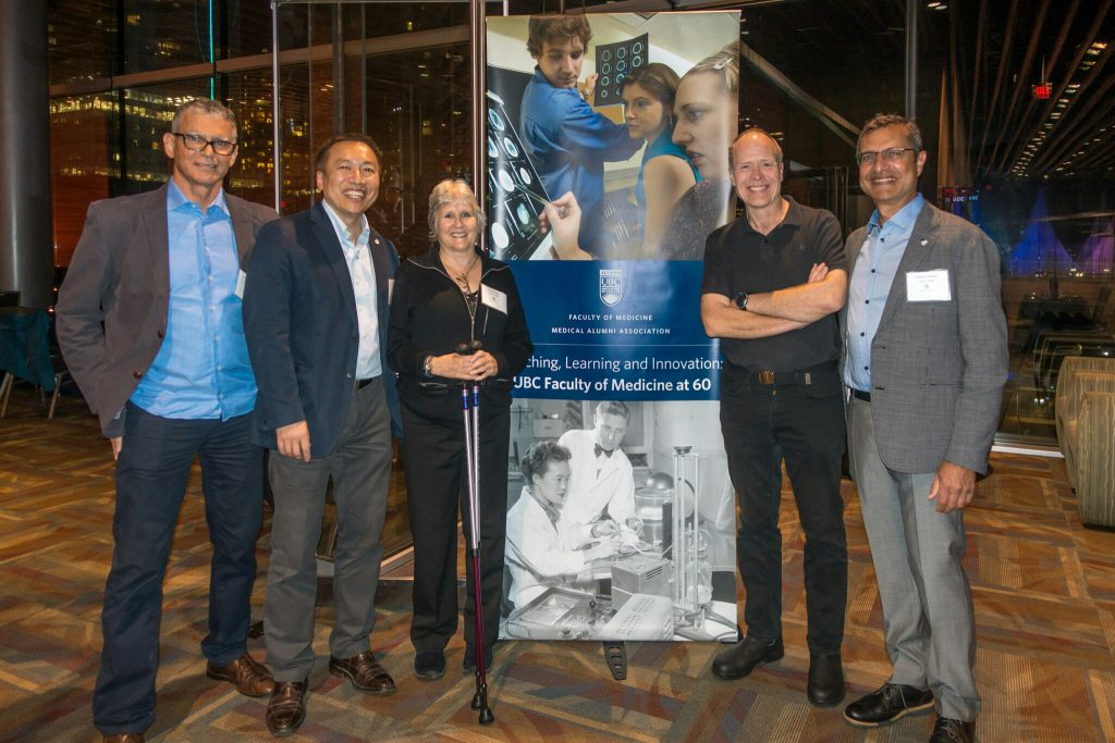 MD Class of 1986 – Vancouver Convention Centre, September 2016
