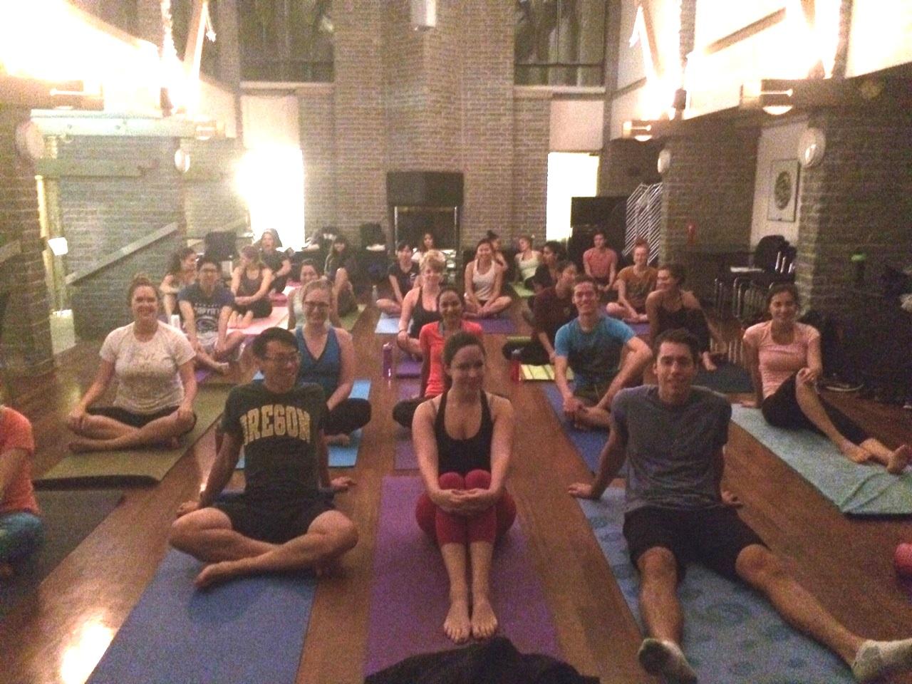 HH - Yoga 2015