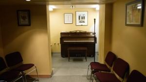 Music Room 2016